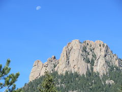 Rock Climbing Photo: The Castle.