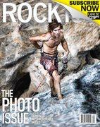 Rock Climbing Photo: Sharma's decline