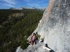 Rock Climbing Photo: meadows