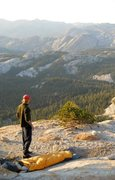 Rock Climbing Photo: Medlicott Dome