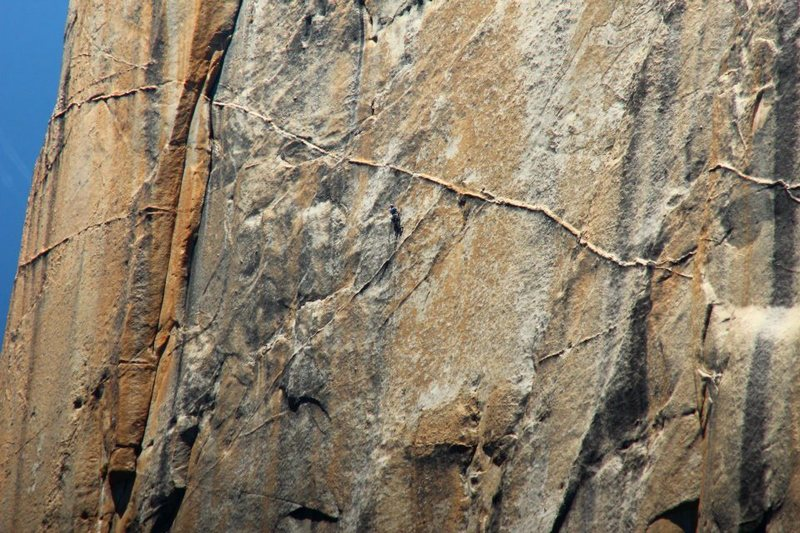 crazy awesome dike on NNL, VI 5.9 A3