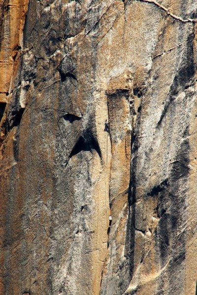 El Cap, Never Never Land Solo