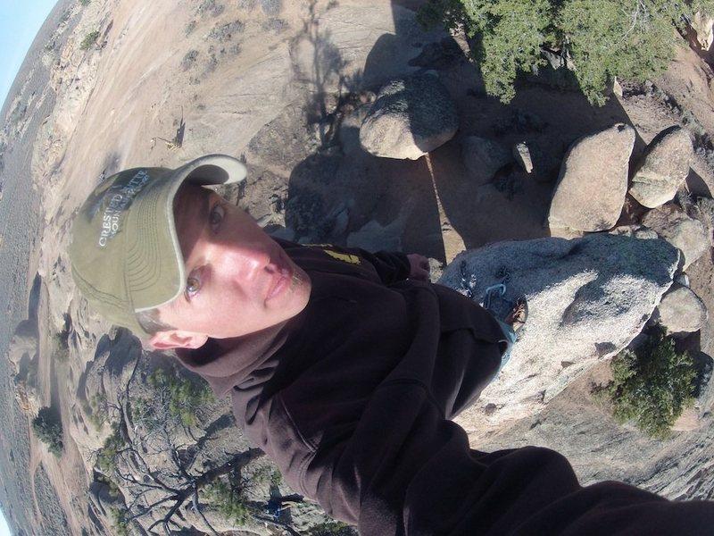 Hartman rocks pinnacle