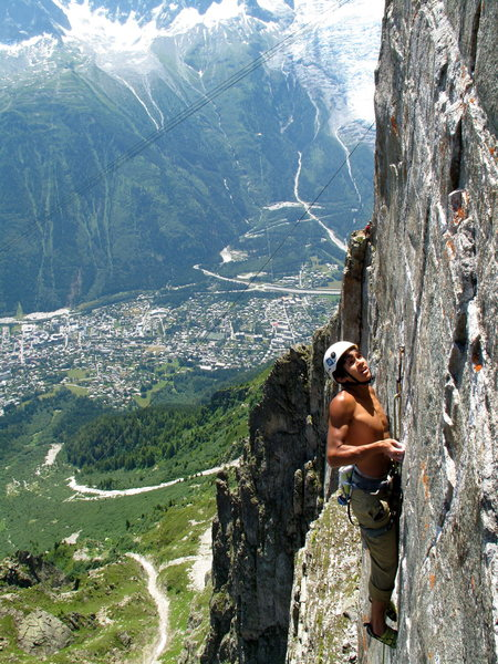 Le Breven,Chamonix