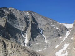 Rock Climbing Photo: Meeker.