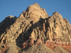 Rock Climbing Photo: Black Velvet Canyon