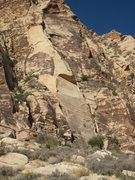 Rock Climbing Photo: Frogland approach