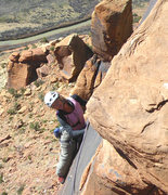 Rock Climbing Photo: Psycho Tower in the West End, CO
