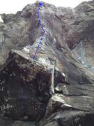 Rock Climbing Photo: Winnie Roast