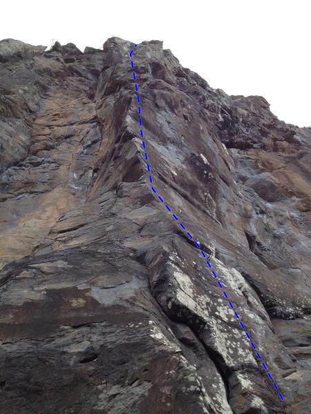 Rock Climbing Photo: Dragon Slayer