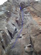 Rock Climbing Photo: Dragons Breath