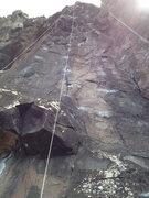Rock Climbing Photo: Fusion