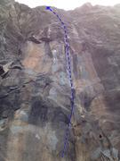Rock Climbing Photo: Trinity