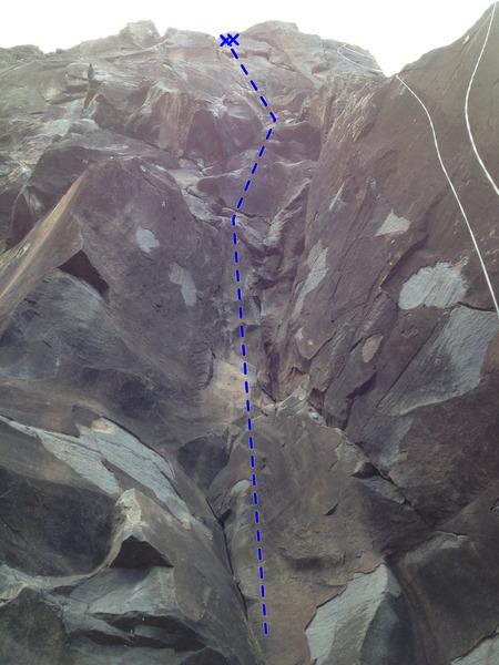 Rock Climbing Photo: Einsteins Bike