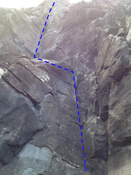 Rock Climbing Photo: Flower Tower