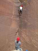 Rock Climbing Photo: clean