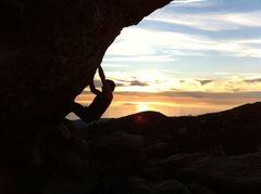 Rock Climbing Photo: Lizards Mouth in Santa Barbara, CA