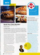 Rock Climbing Photo: My Woody was featured in the Feb/Mar 2012 Issue of...