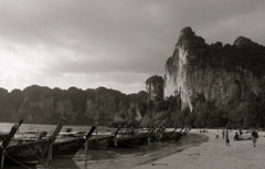 Rock Climbing Photo: One of my Favorite places to climb. Thailand