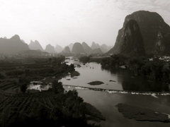 Rock Climbing Photo: Spent two months clipping bolts in Yangshuo, China...
