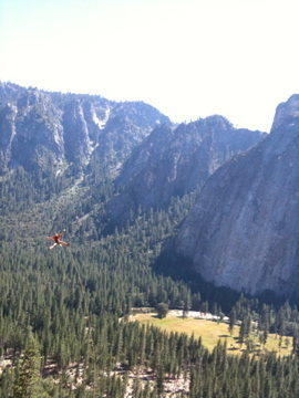 Your trip to the Valley is not complete with out doing the El Cap swing