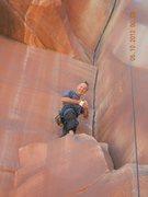 Rock Climbing Photo: Incredible Hand crack