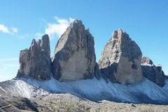 """Rock Climbing Photo: """"Tre Cime di Lavaredo"""" - Dolomites of It..."""