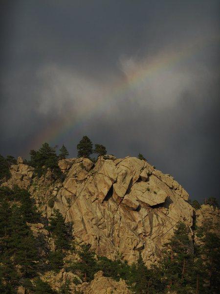 Rainbow Dome Climber