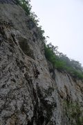 "Rock Climbing Photo: ""Duanjian"" 5.13b, Mingshuiquan routes, X..."