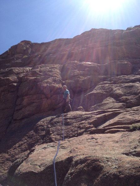 Rock Climbing Photo: Welcome....