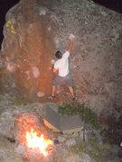 Rock Climbing Photo: the cube