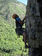 Rock Climbing Photo: RP payin' Lip Service