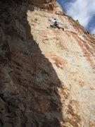 Rock Climbing Photo: Great climbing.