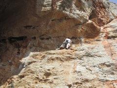 Rock Climbing Photo: Perfect rock.