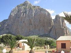 Rock Climbing Photo: Monte Monaco.