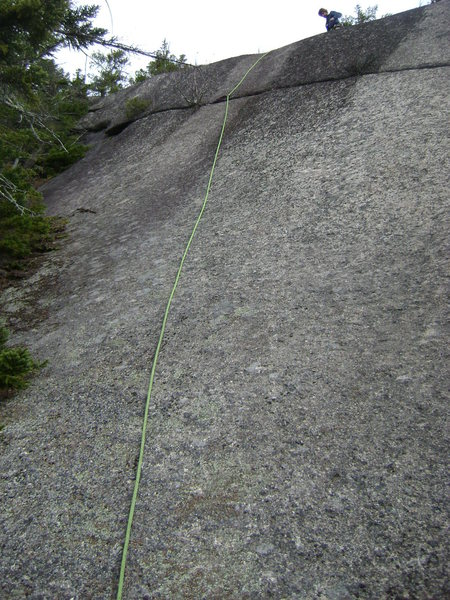Rock Climbing Photo: Three!