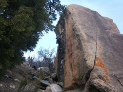 Rock Climbing Photo: huge problem by new joes v4