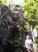 Rock Climbing Photo: Follow the Yellowbrick Road