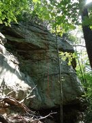 Rock Climbing Photo: Gear shifer 5.9 red line