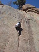 Rock Climbing Photo: Paul Cording on Liquid Acrobat.