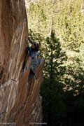 Rock Climbing Photo: Pie in the Sky.  Photo: Chris Novellino