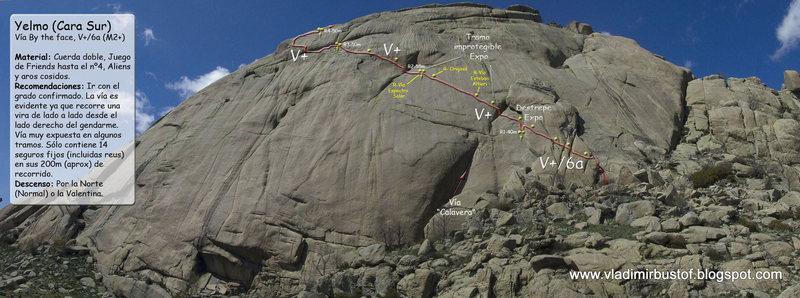 Rock Climbing Photo: Picture credits: vladimirbustof.blogspot.com
