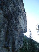 Rock Climbing Photo: Tomahawk