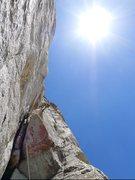 Rock Climbing Photo: more of P4