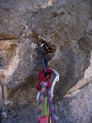 Rock Climbing Photo: adjustable fifi hook