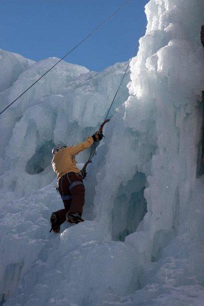 2011 Ice Climbing - Ouray, CO