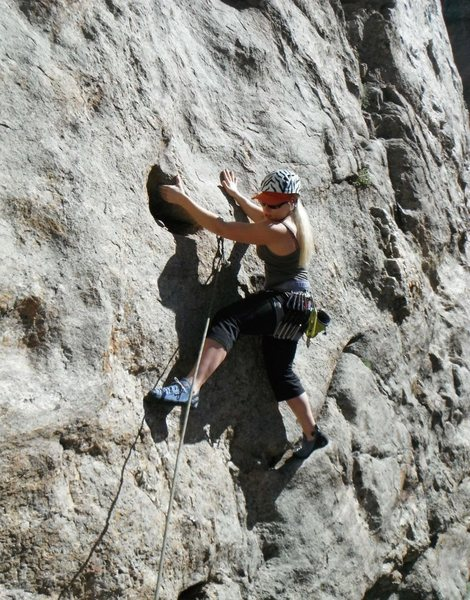 2012 Leading Cat Slab - Clear Creek Canyon, CO