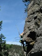 Rock Climbing Photo: 2012 Boulder Canyon