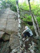 Rock Climbing Photo: FA'r Lukasz Czyz and his masterpiece.