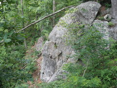 Rock Climbing Photo: sample